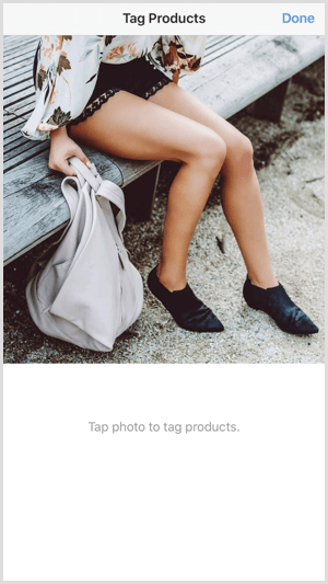 instagram shoppable post tagging