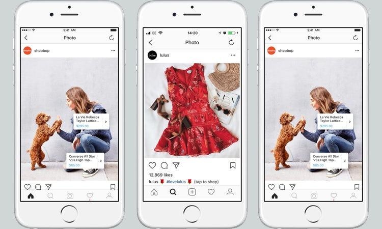 instagram-shoppable images
