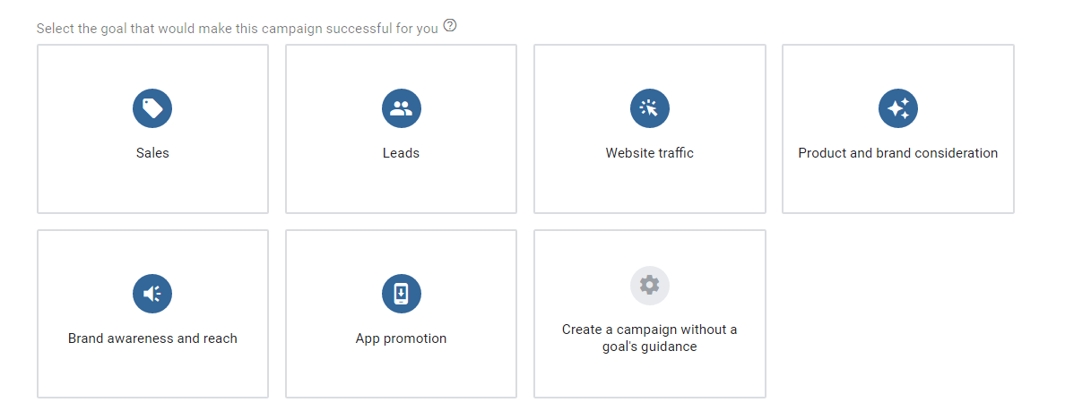 campaign type google shopping