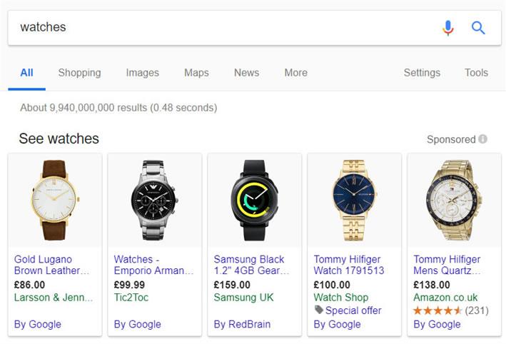merchant promotion google shopping