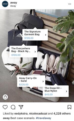 Selling on Instagram How to Use Instagrams Shoppable Posts