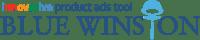 blue winston logo