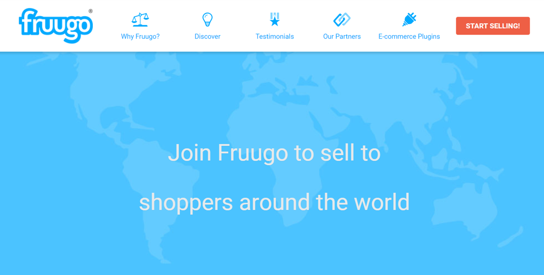 sell on fruugo