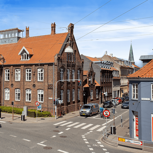 Fredensgade