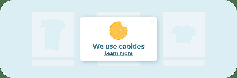 cookie affect brands illustration