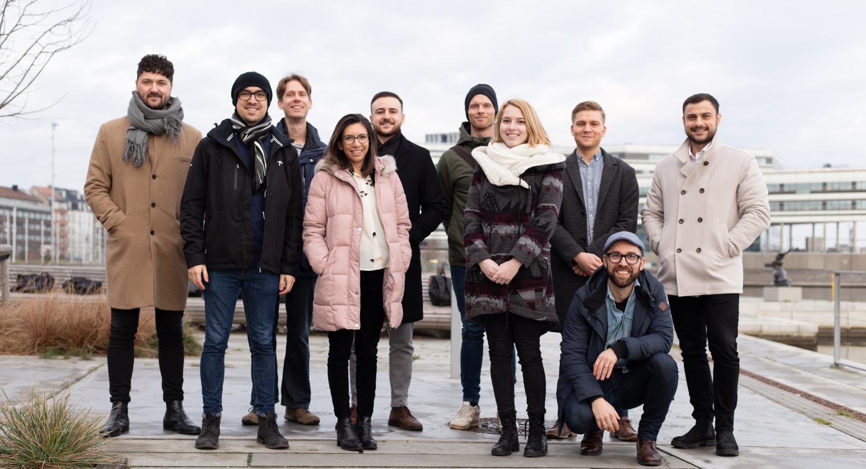 WakeupData team photo 2020