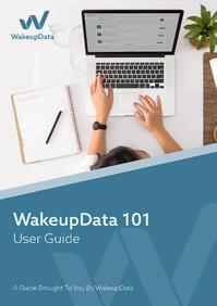WakeupData 101 - ebook cover