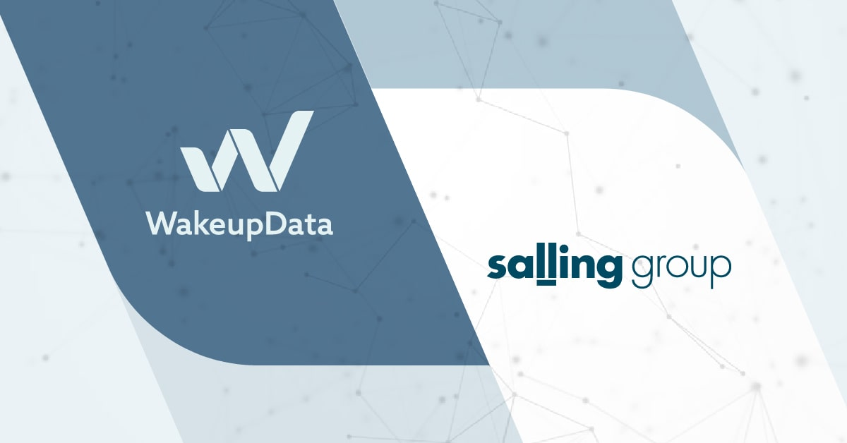 Salling Group partner with WakeupData