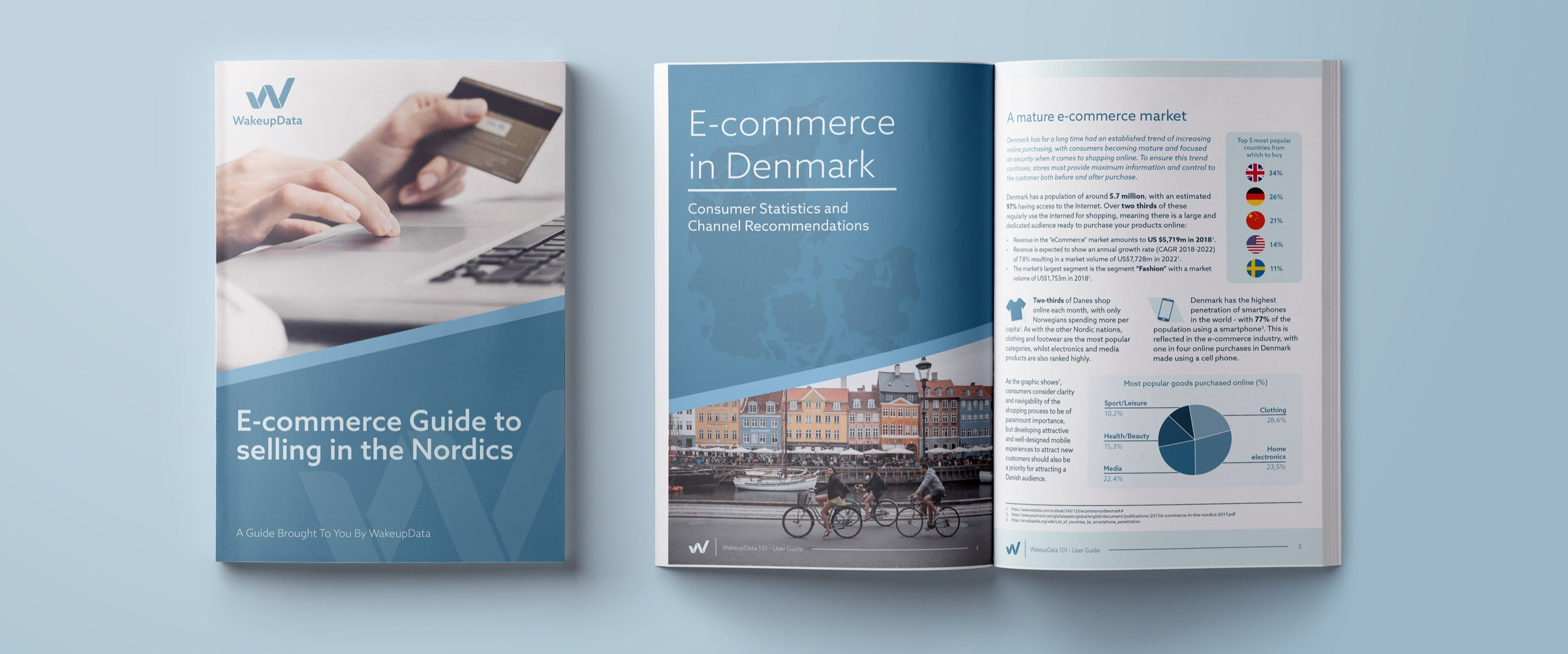 What does the future look like for ecommerce in Denmark?