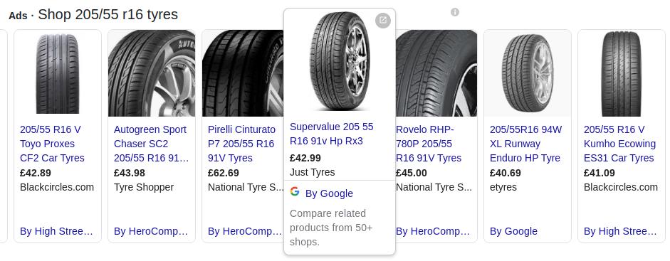 Aira-google-shopping-ads